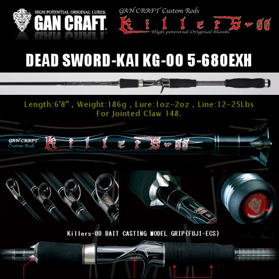 killers-00 DEAD SWORD KG-00 6-710EXH [Only UPS] - Click Image to Close