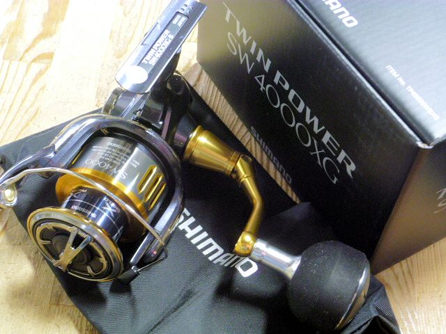 7e45d01784f Twin Power SW HG/PG : SAMURAI TACKLE , -The best fishing tackle-