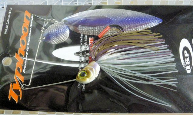 FLW CRANKBAIT LIPPLESS LURE 6.5cm BLUE SILVER TACKLE