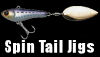 SPIN TAIL JIGS
